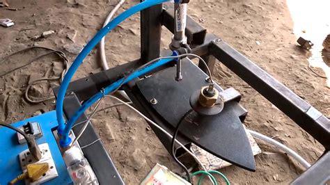 diy mechanical engineering projects pneumatic automatic vulcanizing machine mechanical