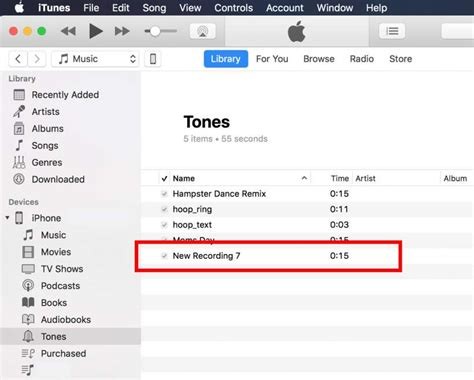 Voice Memos The Iphone Faq by How To Convert Voice Memos Into Iphone Ringtones The Iphone Faq