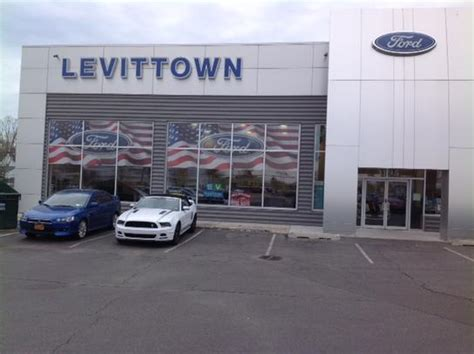Levittown Ford by Levittown Ford Car Dealership In Levittown Ny 11756