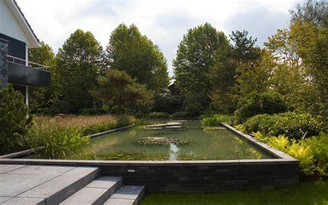 van leuken tuinen moderne natuurlijke tuin tuinarchitect jacques van