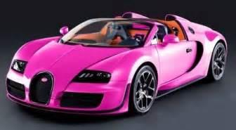 Bugatti In Pink Pink Bugatti Some Like It Pink