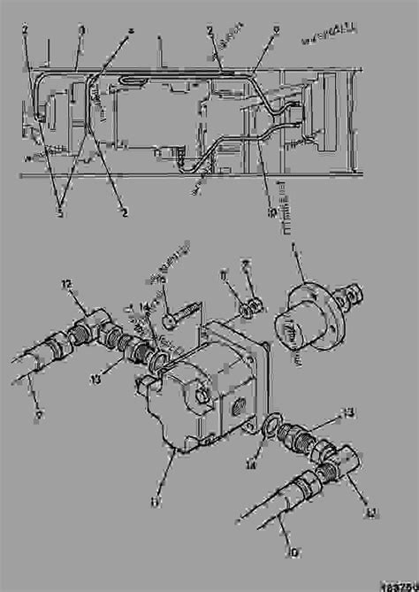 jcb hydraulic pump diagram jcb free engine image for