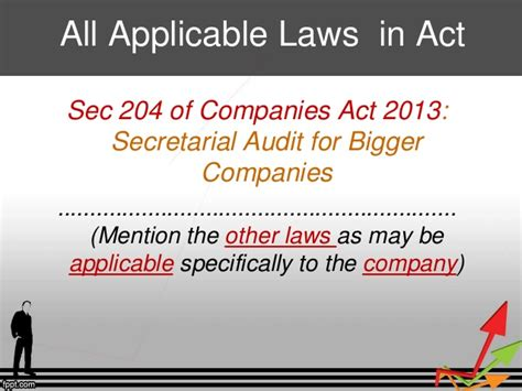 corporations act section 50 how to begin secretarial audit compliance of all