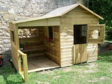 construire une cabane de jardin soi meme 2263 comment construire une cabane en bois dans jardin