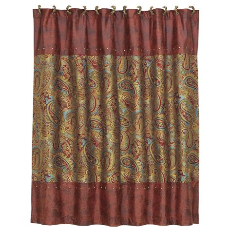 western curtains western shower curtains san angelo shower curtain lone