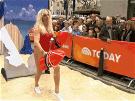 matt lauer dresses as pamela anderson as today show celebrates matt lauer dresses like pamela anderson for halloween