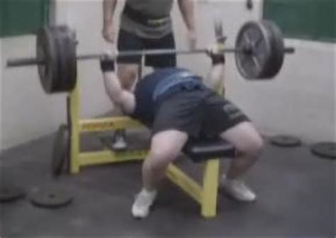 800 pound bench press bench presser scott yard interview