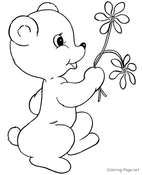 coloring page net valentine all plants colouring pages
