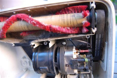 oreck xl motor replacement how to repair an oreck vacuum with a broken belt