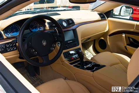 maserati granturismo coupe interior topikunik qu avez vous vu comme belles voitures aujourd
