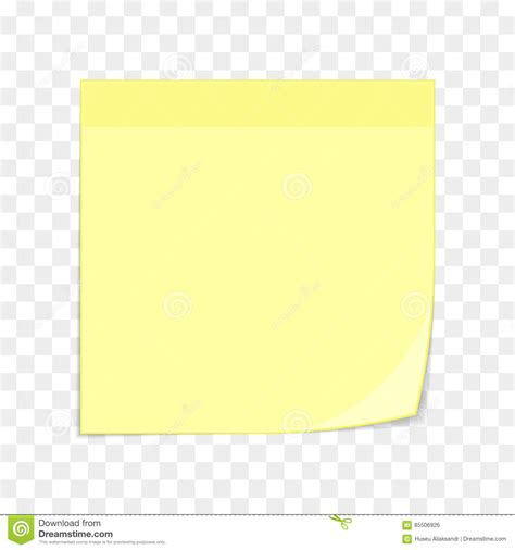 notes transparent background yellow sticky note on transparent background template for