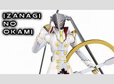 D-Arts IZANAGI NO OKAMI Persona 4 Action Figure Review ... Izanagi No Okami Vs Orpheus Telos