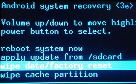 reset android not starting how to reset android phone or tablet when it is not
