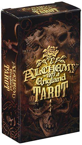 libro alchemy 1977 gothic 2018 alchemy 1977 england tarot deck tarotacademy org