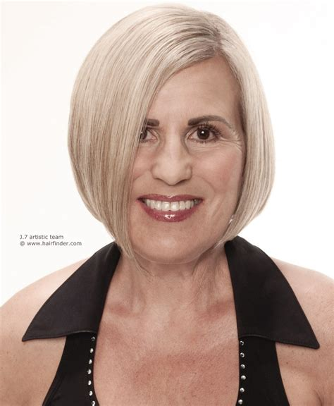 Hairstyles for Women Over 50  ???? ??????