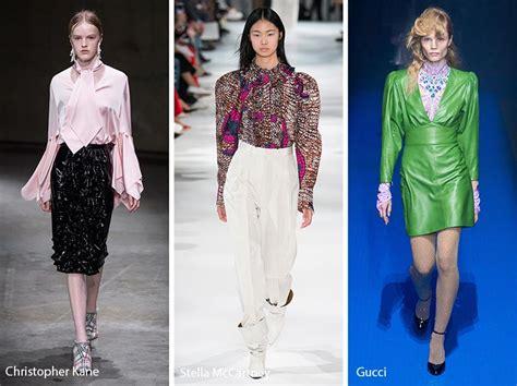 springsummer 2018 fashion trends cosmopolitancom spring summer 2018 fashion trends glowsly
