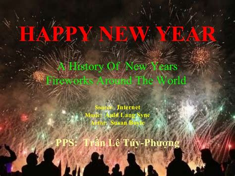 happy new year a history of new years tltp