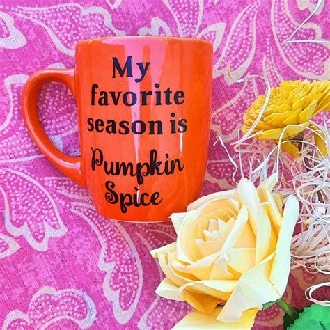 design love fest pumpkin spice latte fall coffee mugs on etsy mom life in the pnw