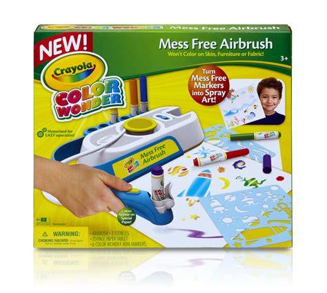 Crayola Color Mess Free crayola color mess free airbrush