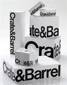 crate barrel environmentally friendly packaging crate and barrel