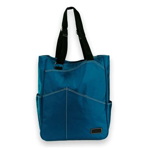 maggie mather tennis tote bag teal tennis bags
