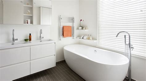 White Bathroom by Interior Inspiration Beautiful White Bathrooms Amberth