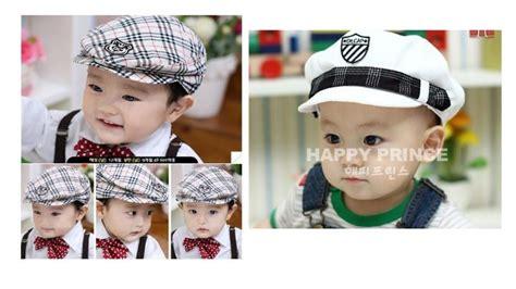 Bando Bayi Blue Flower yesstyle korean headband hat bando bayi topi bayi