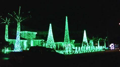 christmas lights plantation florida 2012 03 youtube