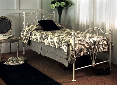 victorian bed frame nimbus 4ft narrow double bed frame in victorian bedstead style