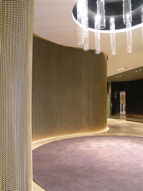 wire mesh curtains wire mesh curtains in brass full feature wall at condor