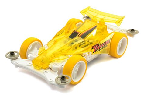 Tamiya Velg Ban Neo Falcon Large Dia 1 32 Neo Falcon Clear Yellow Special