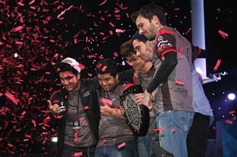 Kaos League Of Legends 05 equipe brasileira vence desafio e vai ao mundial de