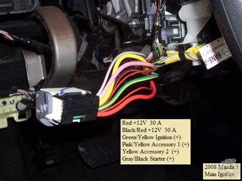 2009 mazda 3 accessory wiring diagram wiring diagram