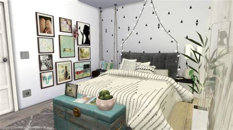 The Creator Bedroom by Sims 4 Bedroom Ii Cc Creators Links