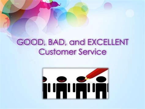 delivering an excellent customer service experience via