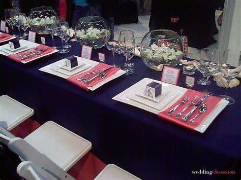 navy and pink brides help wedding color fuschia help