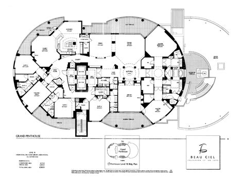 luxury floor plans luxury homes floor plans design
