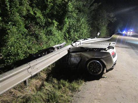 Lamborghini Unfall by Mit Lamborghini In Den Tod Gerast Unfall Nahe Worms