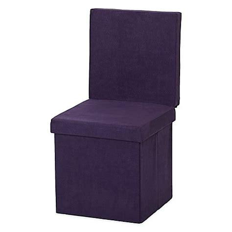 Folding Bed Ottoman Fhe Folding Ottoman Chair Bed Bath Beyond