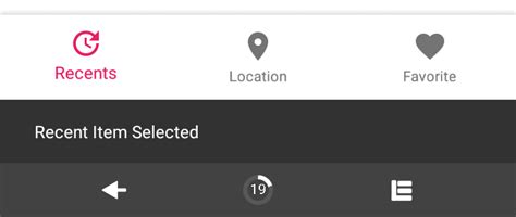 layout snackbar xml android how to show snackbar above bottombar stack