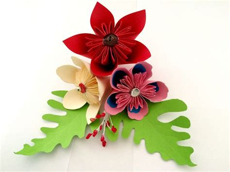 Origami Flowers Easy For Beginners - 1000 ideas about origami for beginners on 3d