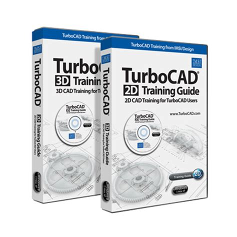 turbocad pc guides paulthecad