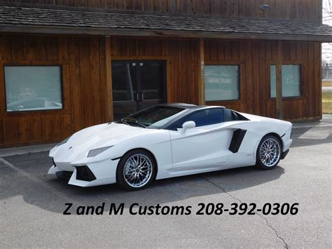 replica lamborghini 2016 lamborghini aventador replica for sale