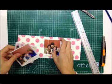 tutorial tarjetas scrapbook c 243 mo hacer una tarjeta de felicitaci 243 n con desplegable