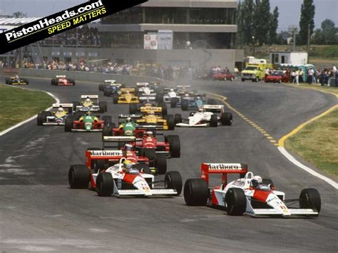 the power and the senna prost and f1 s golden era books senna vs prost pic of the week pistonheads