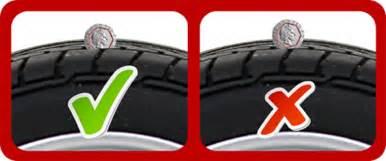 Car Tyre Limit Uk 1 6mm Tyre Tread Limit Easywheels