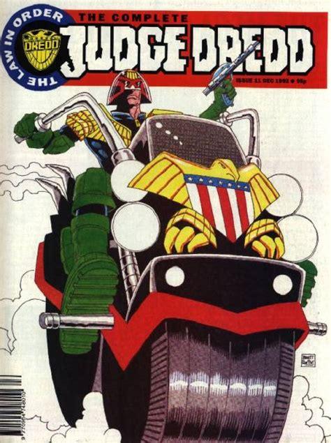 judge dredd the complete b075tfbvz8 the complete judge dredd 1 complete jd 1 issue