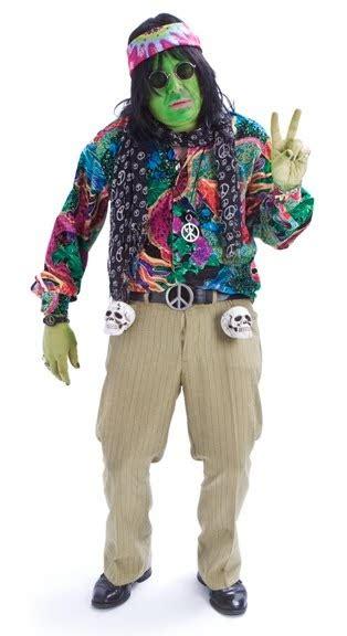 bongohead happy halloween   zombie hippie