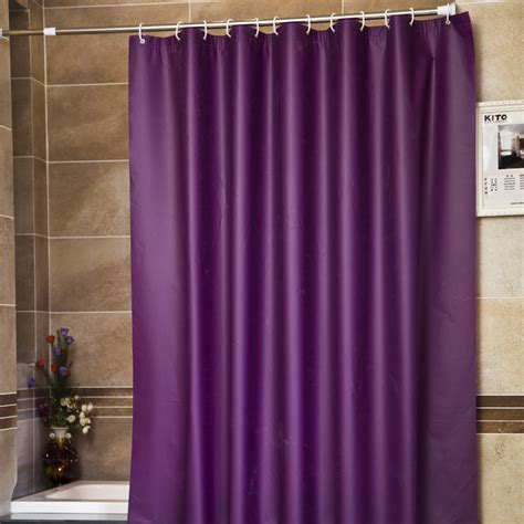 Solid Color Curtains Free Shipping Shower Curtain Solid Color Peva Shower Curtain Eco Friendly Shower Curtain
