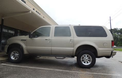 Toyota Excursion 2005 Ford Excursion 4x4 Truck Works